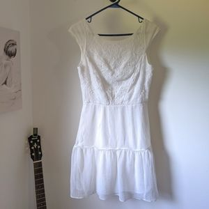 White dress from UO